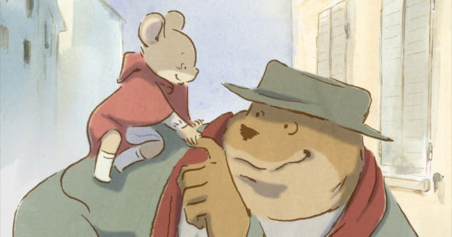 Movie Review Ernest And Celestine Tolerance Is A Bear Movie Show Plus